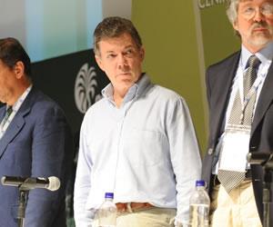 Salud para todos los colombianos: Presidente Santos