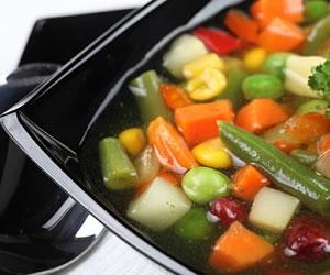 Para bajar de peso conoce la dieta de la sopa