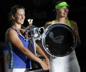 Azarenka, nueva reina del tenis tras ganar Australia su primer 'Grande'