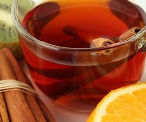 Beber té negro baja la presión