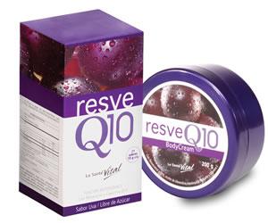 ResveQ10, la nueva fórmula para vivir más saludable