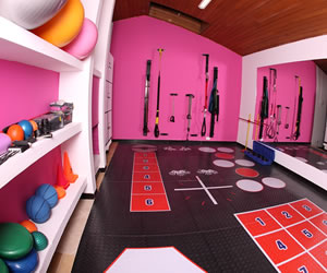 Home Fitness, centro de entrenamiento para todos