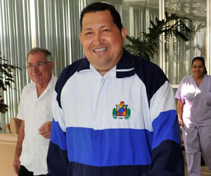 Estado de Salud de Chávez es grave: Médico Marquina