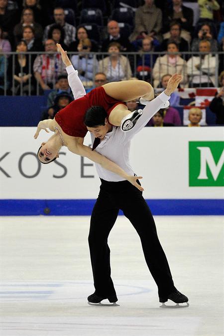 Anna CAPPELLINI/Luca LANOTTE (AIE) Foto de Stock Editorial
