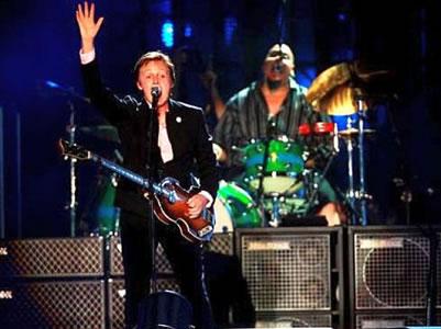 Paul McCartney pagó una fortuna en impuestos tras concierto en Uruguay