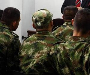 En proceso de 'falsos positivos' llaman a jucio a dos altos mandos del Ejército