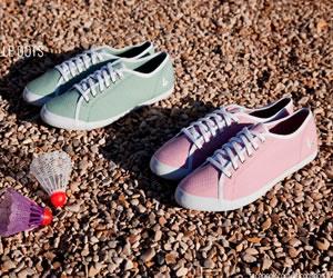 LE COQ SPORTIF retoma el estilo clásico en zapatos