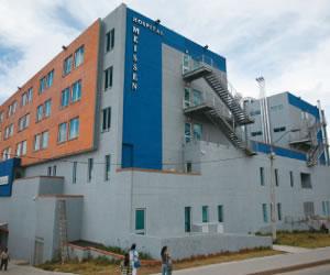 Mal uso de recursos públicos en Hospital Meissen