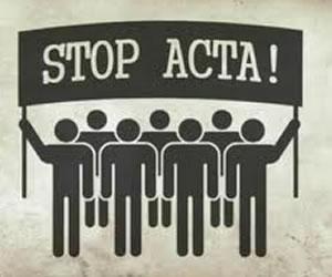 Ley ACTA no entraría en vigor tras protestas alrededor del mundo