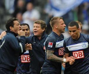 Ramos jugará la promoción con el Hertha y Leverkusen va a Europa L.