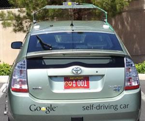 El coche autónomo de Google circulará próximamente por las carreteras