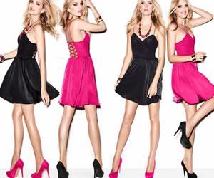 Moda 2012: Vestidos de noches, clásicos y fiestas