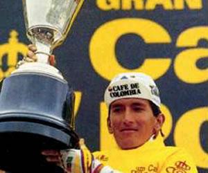 Hace 25 años 'Lucho' Herrera ganó una de las grandes del mundo