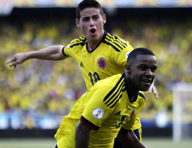Aguilar, Pabón y Zúñiga, nuevos convocados a la Selección Colombia