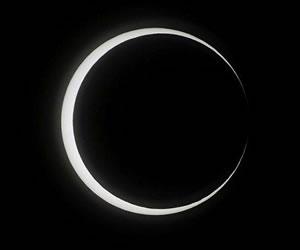Así se vivió el eclipse solar anular del 20 de mayo