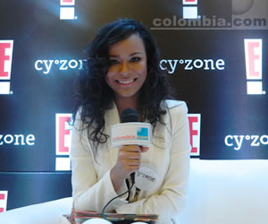 Genith Fuentes, la colombiana ganadora de Look CyZone Latinoamérica