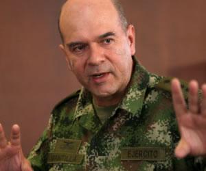 Militares respetan Constitución: Gral. Sergio Mantilla