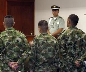 50 años de cárcel a militares por 'falsos positivos' de Soacha