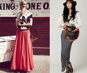 La moda del 2013 será gitana y geométrica