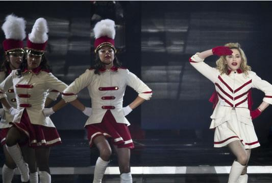 Madonna y su 'MDNA Tour' enloquecen Israel