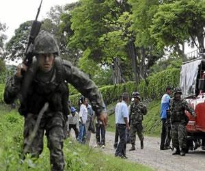 FARC atacan a grupo que llevaba a una embarazada al hospital
