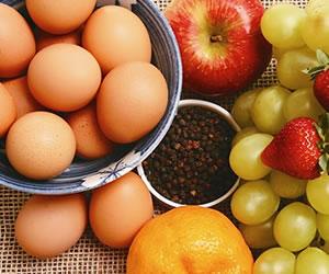 Conozca la manera de alimentarse con energía