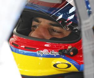Buena carrera de JP. Montoya en Kentucky, logró un Top 15