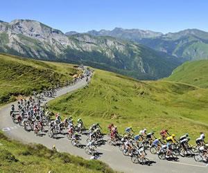 Voeckler ganó la etapa más difícil del Tour de Francia