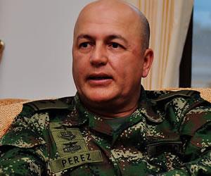 Relevan a comandante de la tercera división en el Cauca