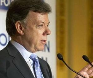 Presidente Santos anuncia embajadores en EE.UU. y China