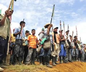 Gobierno e indígenas iniciarán diálogo el 23 de Julio