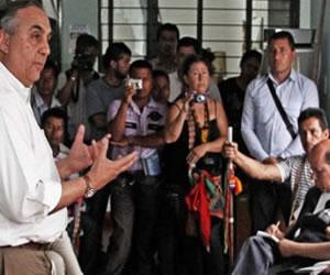 En Popayán indígenas se reunen de nuevo con Gobierno
