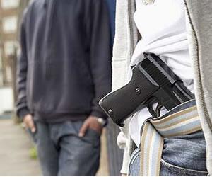 Se extiende en Bogotá la prohibición del porte de armas