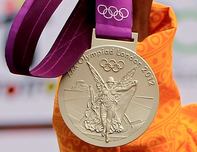 Óscar Figueroa piensa en la medalla de oro para Río 2016