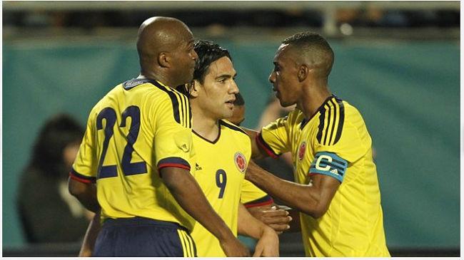 Selección Colombia ascendió una casilla en el ranking de la FIFA