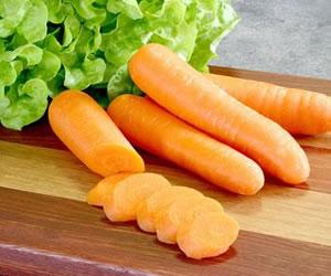 Más alla de la visión conoce los beneficios de la zanahoria