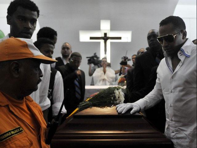 Colombianos dieron el último adiós a Jairo Varela