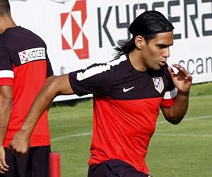 Un nuevo sueño para Falcao y el Atlético