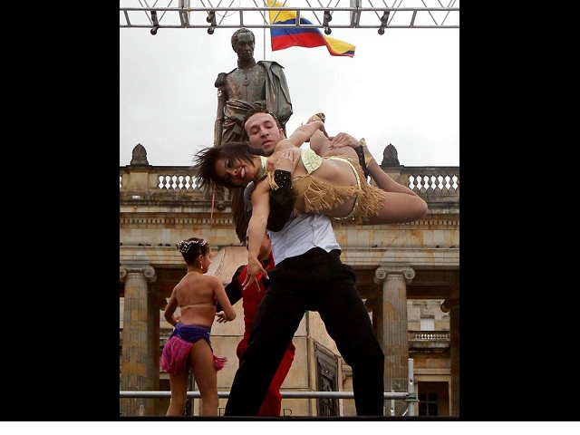 El Gran Combo abre el Festival Salsa al Parque en Bogotá