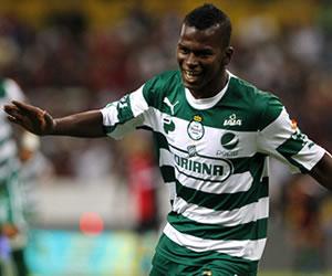 Tres goles de Darwin Quintero en 'Concachampions'