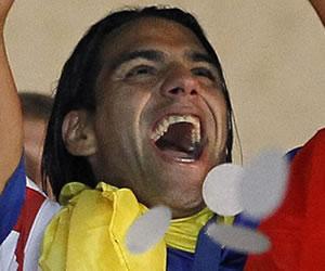 Los sueños de Falcao están con el Atlético de Madrid