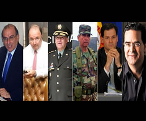 Los integrantes del proceso de negociación con las Farc