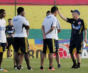 Con Falcao, Colombia busca sorprender a Uruguay