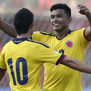 Colombia gana con autoridad en Chile