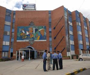 Suspenden el servicio de cirugías en el hospital el Tunal