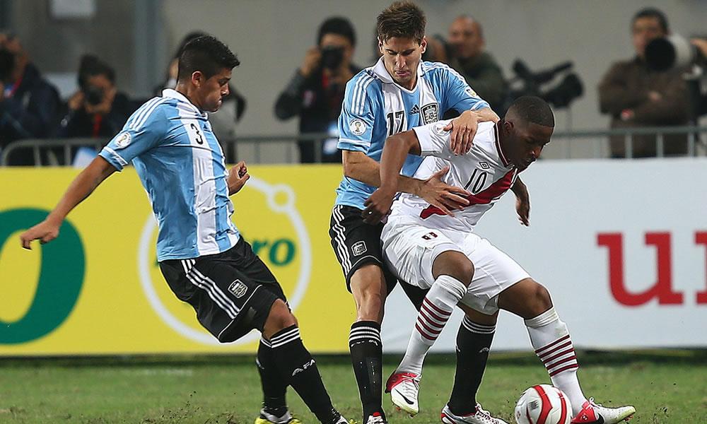 La Albiceleste mantiene el liderato en Lima