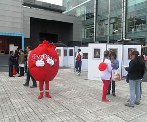 Llevando arte, cultura y salud al territorio colombiano