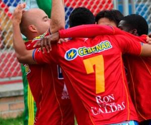 Deportivo Pasto clasificó a la semifinal