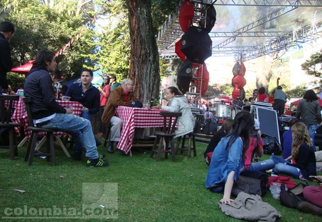 Así se vivió la Zona Picnic Oktoberfest