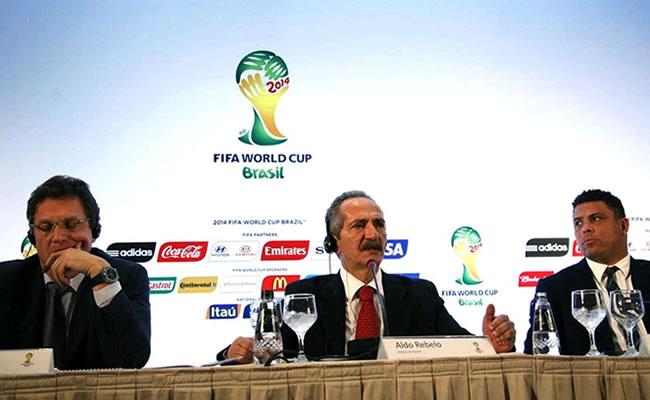 El sorteo del Mundial de Brasil será el 6 de diciembre de 2013